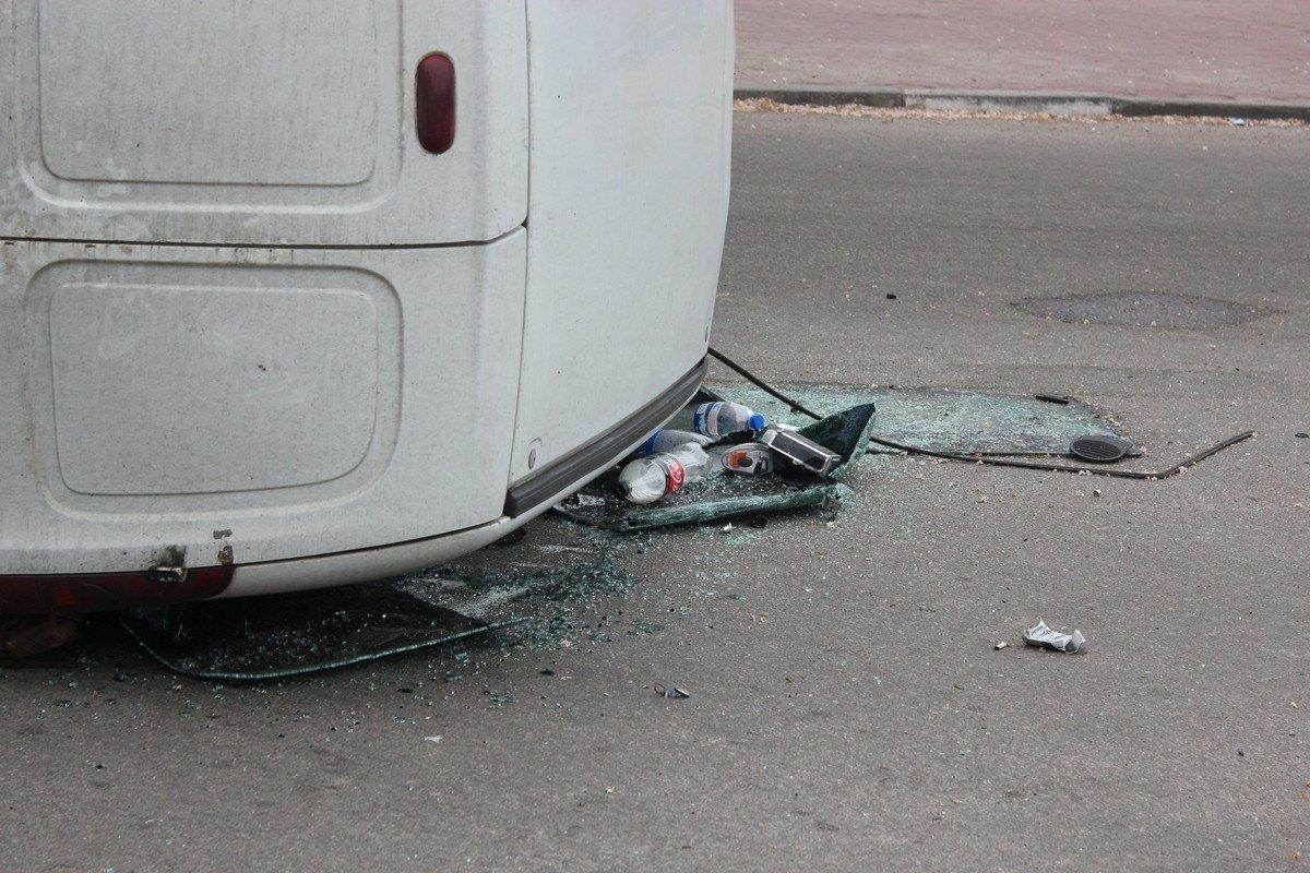 По словам полицейских, оба водителя были трезвыми