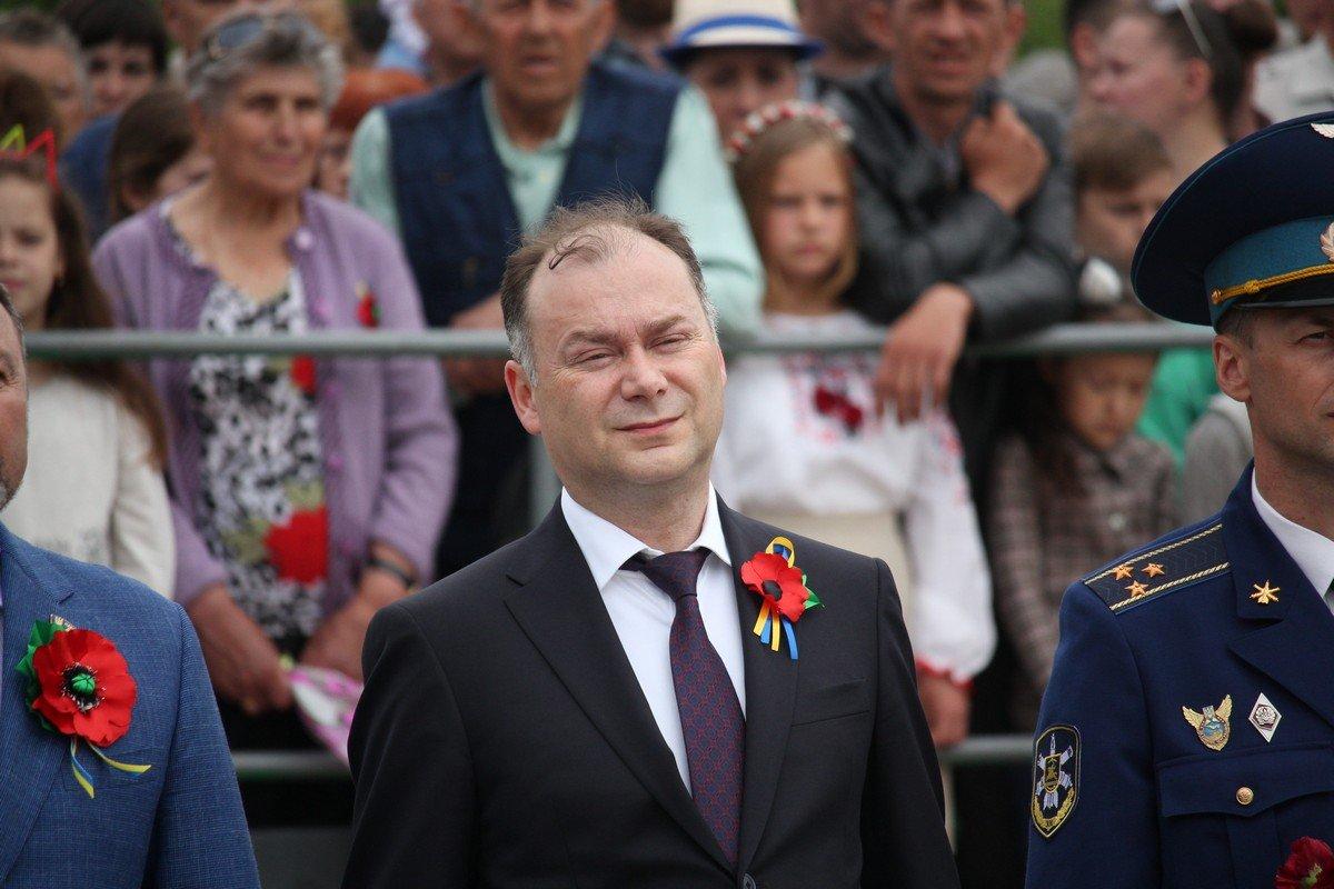 Мэр Никополя Андрей Фисак
