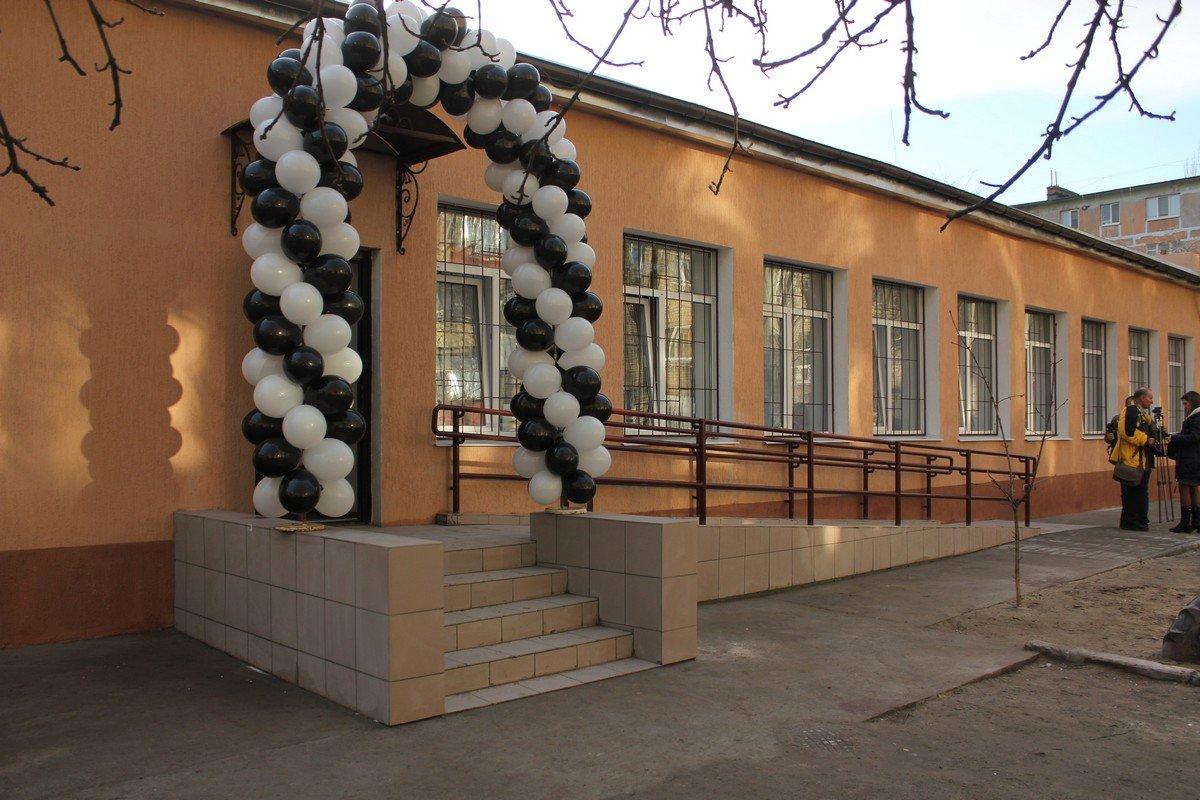 Во время открытия шахматно-шашечного клуба