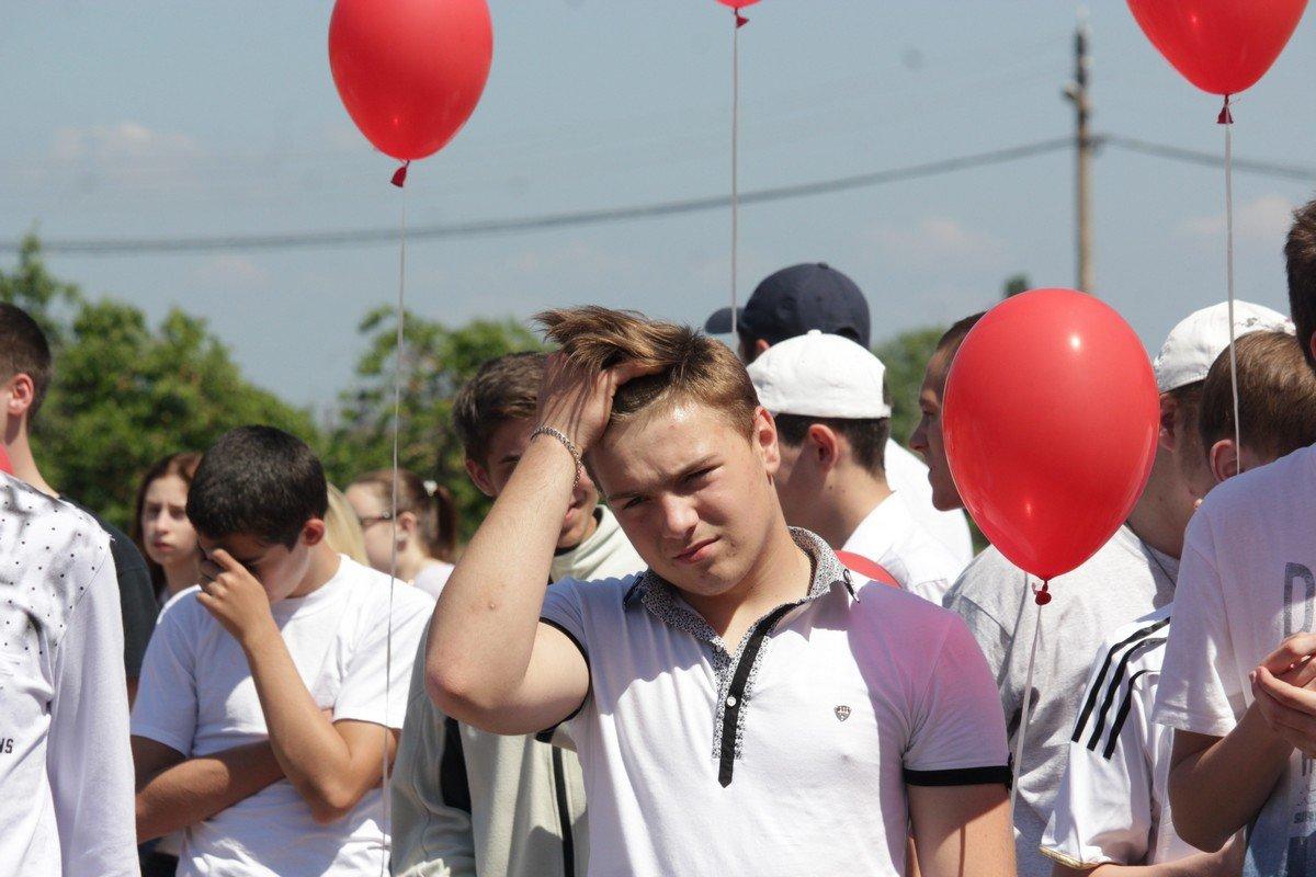 В мероприятии участвовали учащиеся учебных заведений города