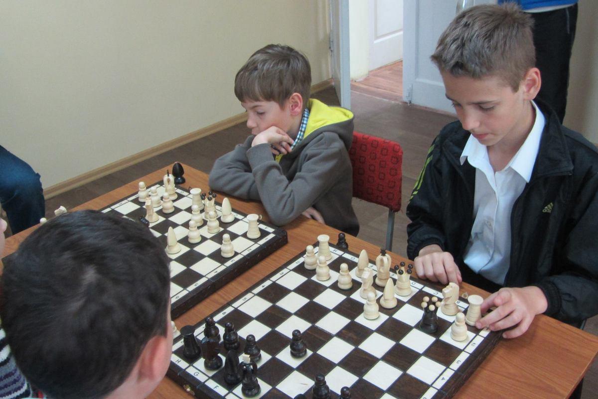 Игра в шахматы развивает умственные способности