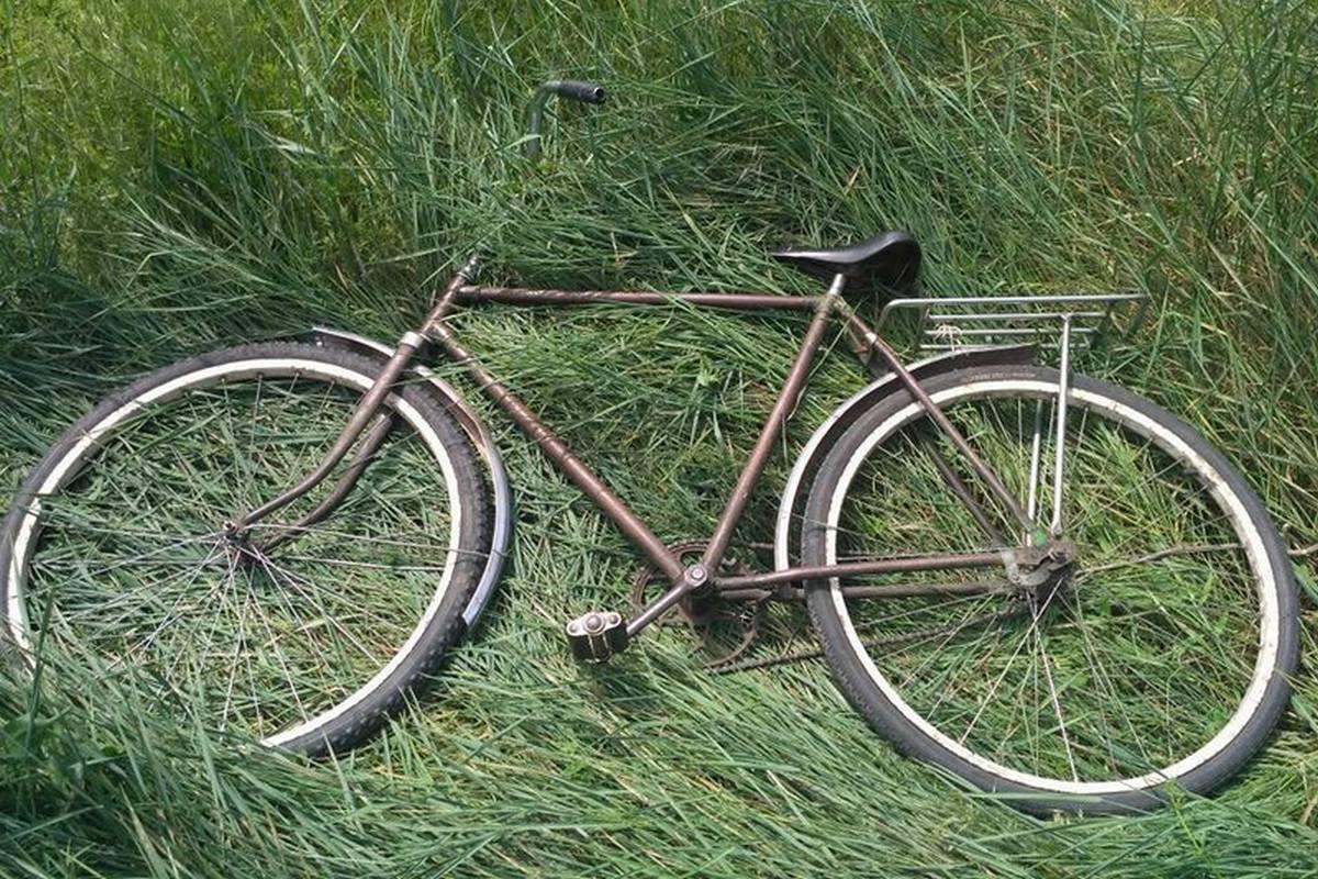 Ворованный велосипед