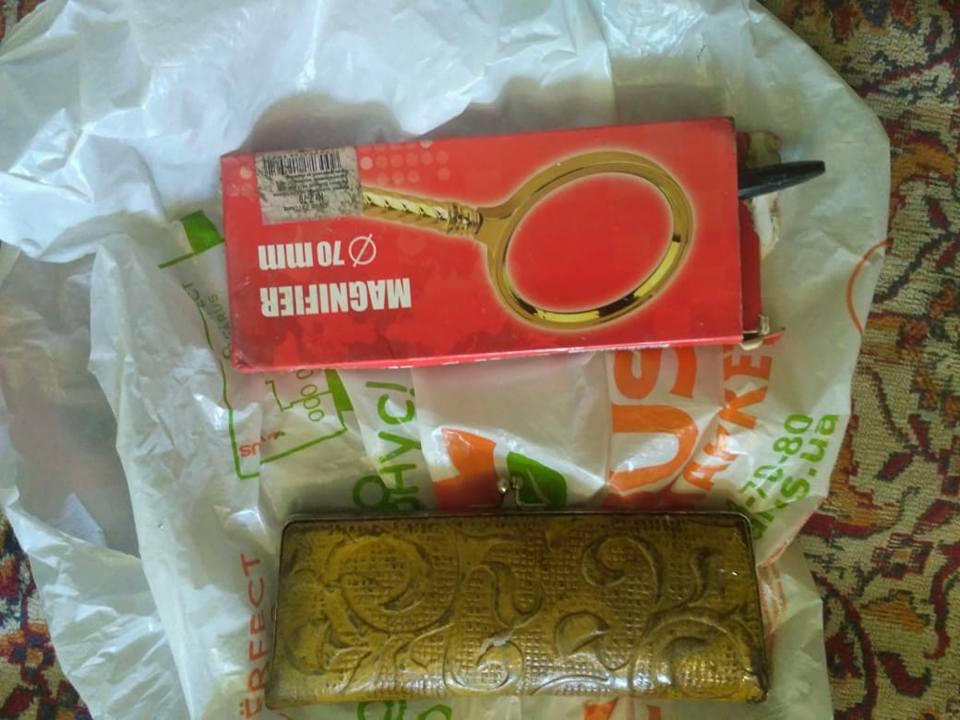 Деньги в сумме 700 гривен и сумку с вещами полицейские вернули пенсионерке