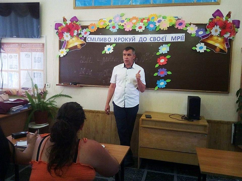 К обсуждению вопроса безопасности детей на дороге присоединился Алексей Савченко