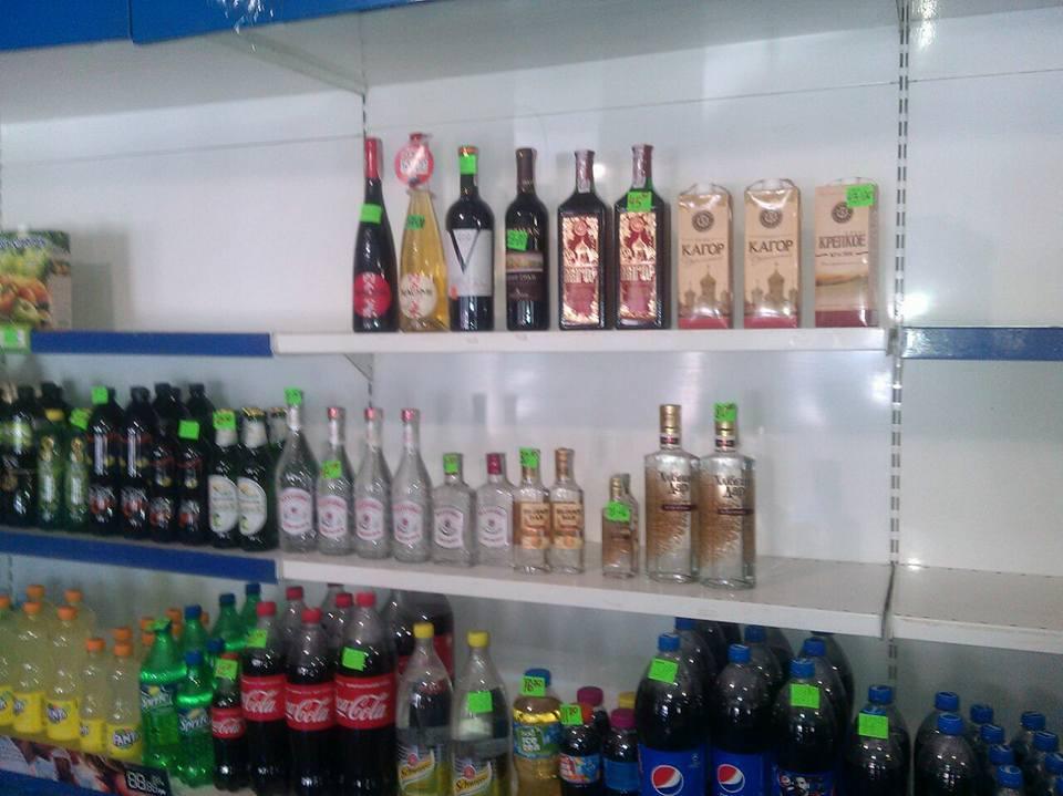 По факту незаконной продажи спиртного составлено 16 административных протоколов