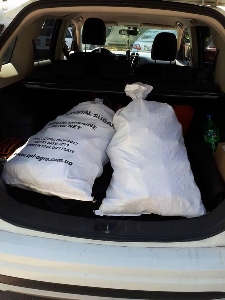 В Никополе полиция изъяла 1300 литров алкоголя без лицензии