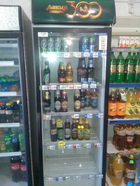 В Никополе полицейские проверили 65 магазинов на наличие лицензии для продажи алкоголя