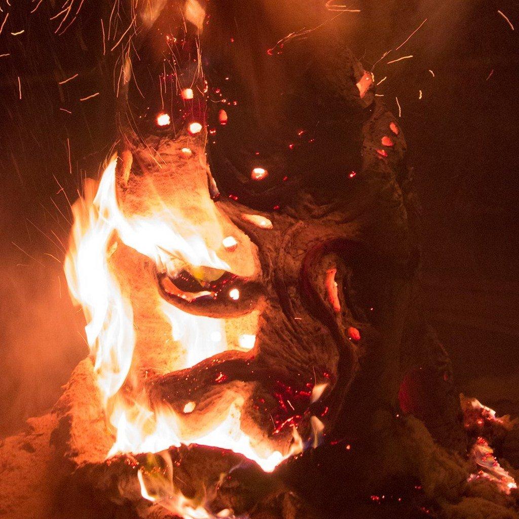 Огненная печь