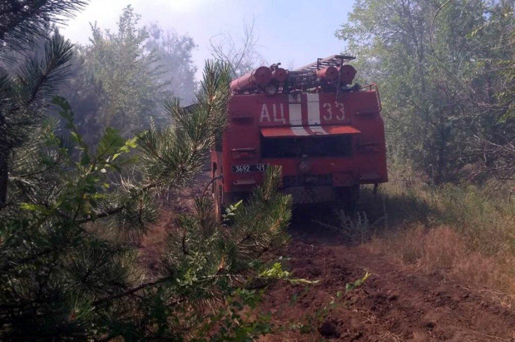На место вызова отправились  6 спасателей и 1 единица техники