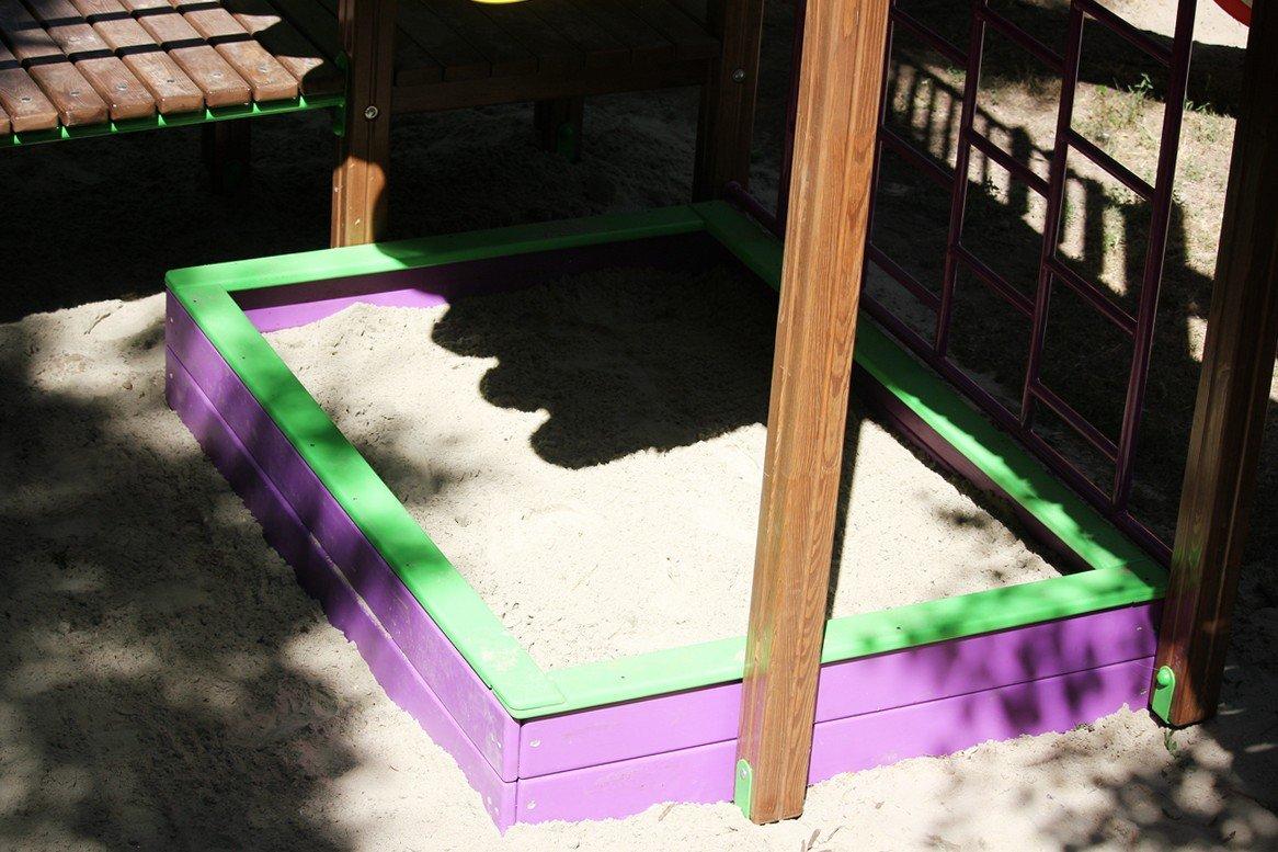 Песочница для малышей