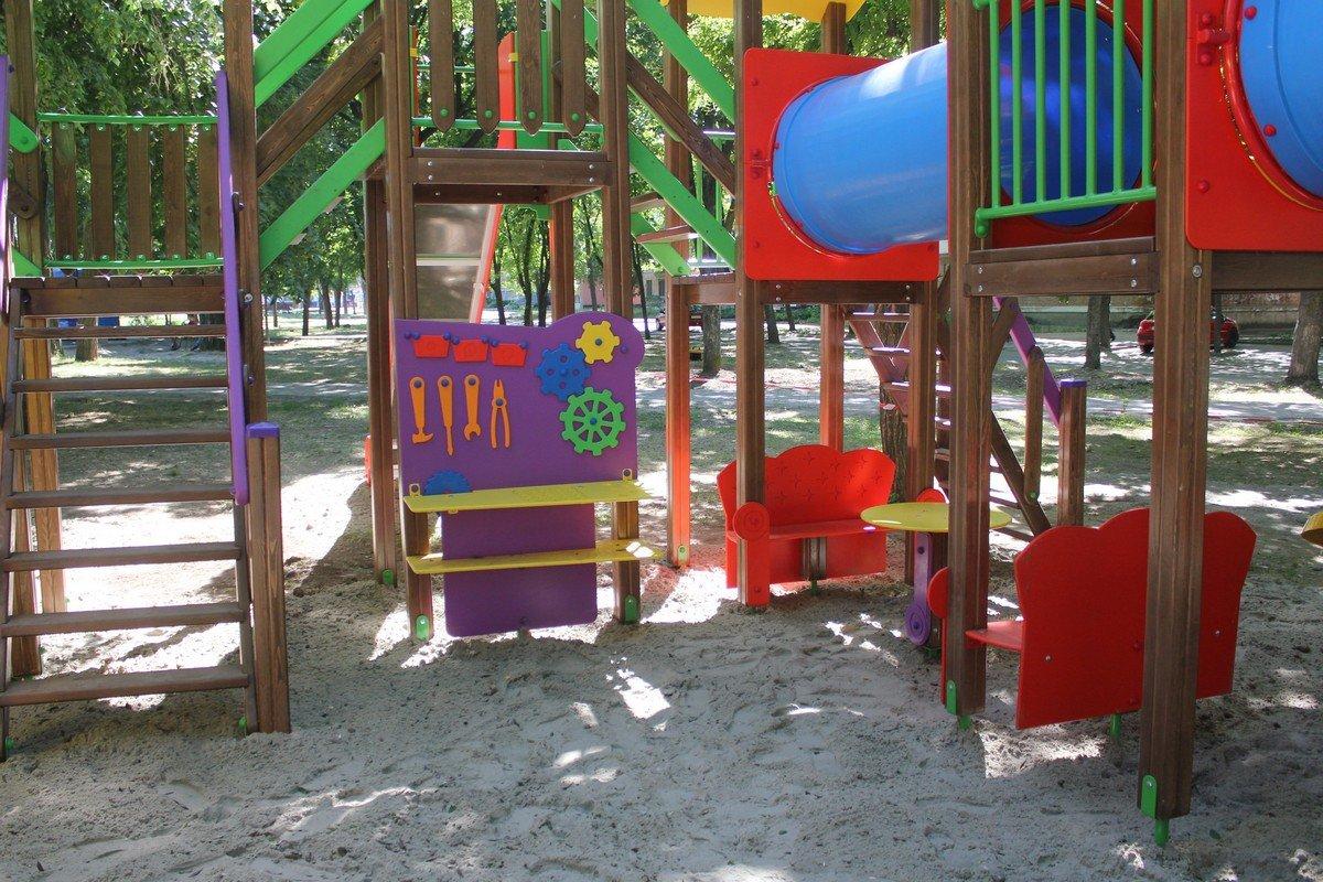 Игровая зона для детей от 6 до 12 лет