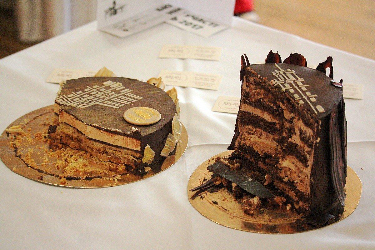 Помимо денежной премии победителю обещают наладить серийное производство эксклюзивных тортов