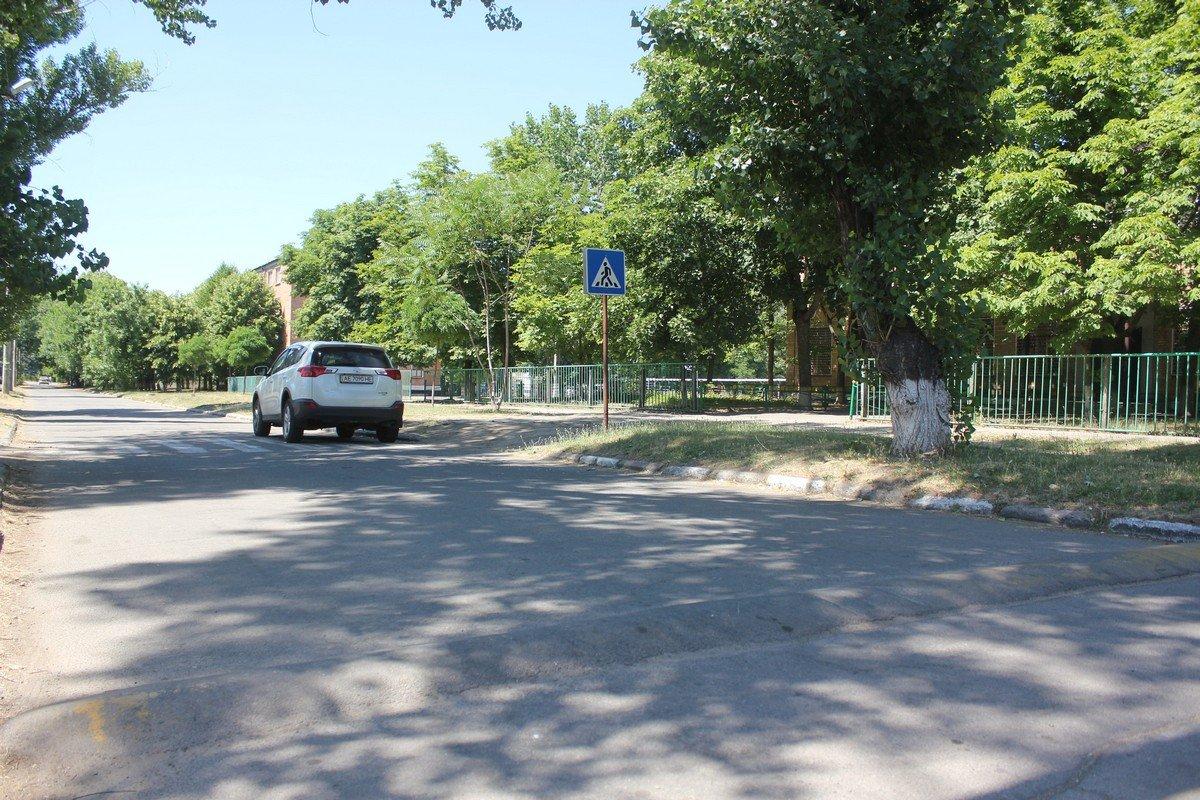 Центральный вход в школу № 15