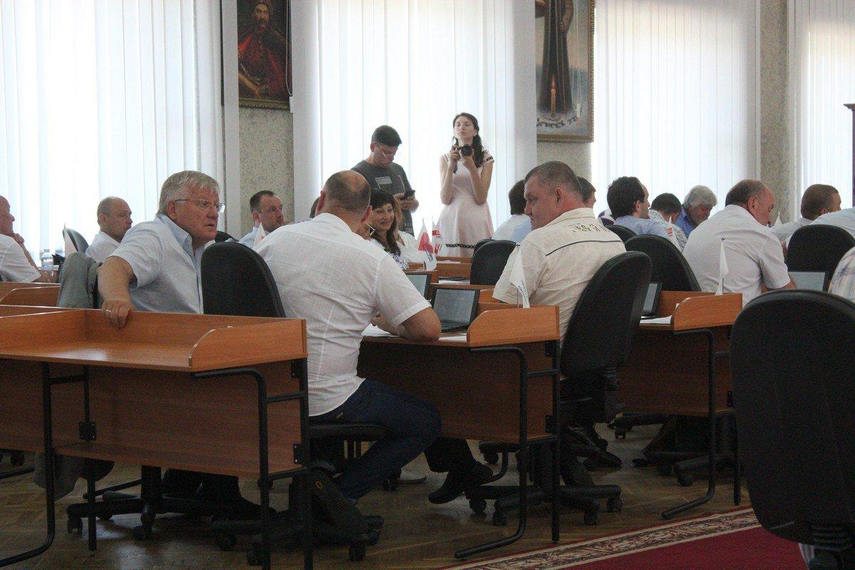 В Никополе прошла 37-я сессия городского совета