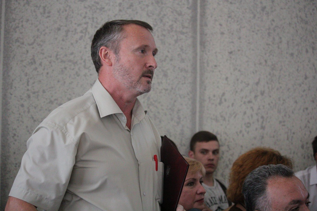 Глава наблюдательного совета Виталий Журавлев