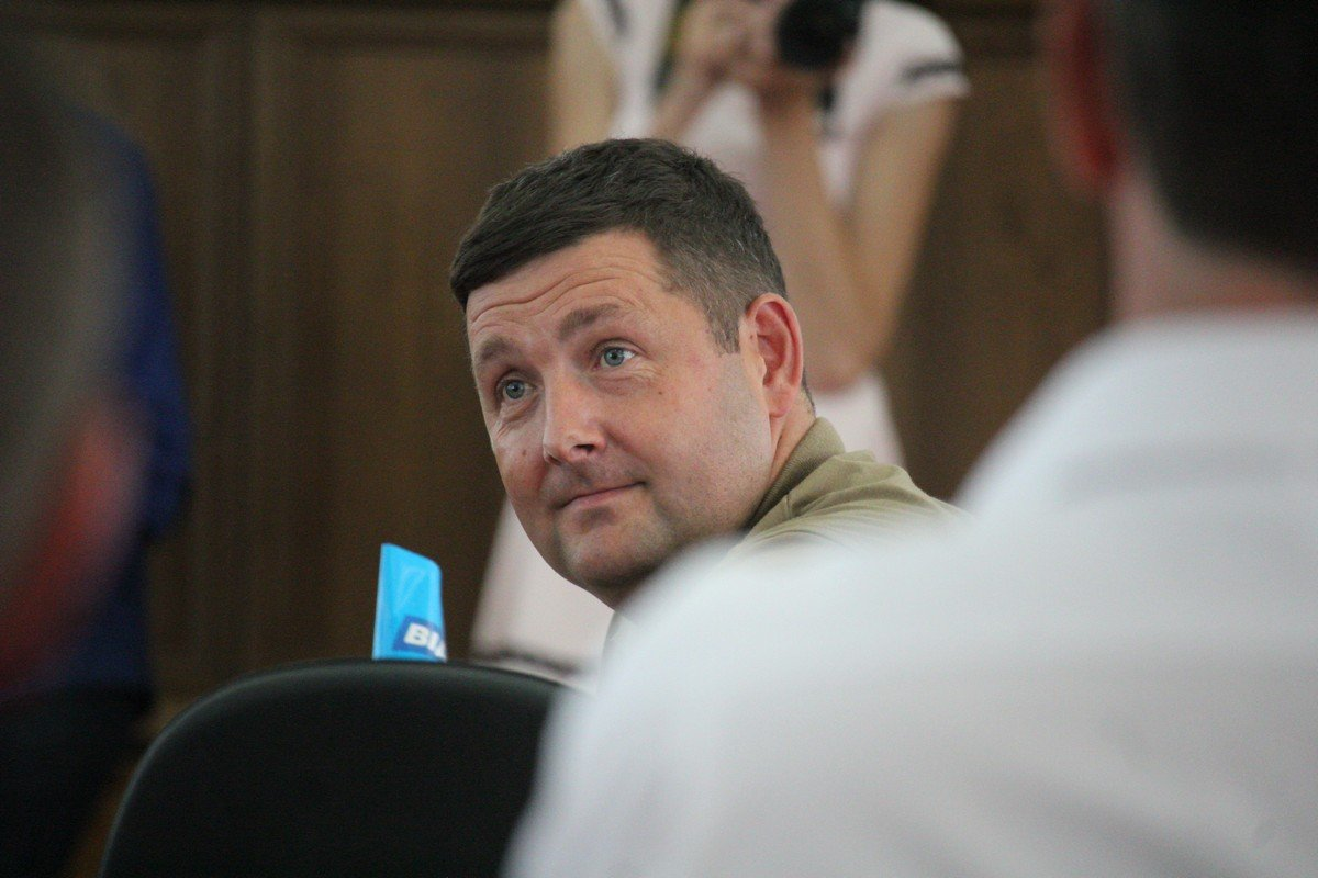Депутат Михаил Донец