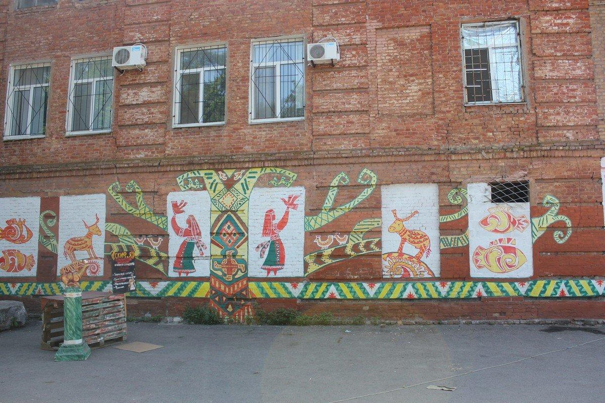 В Никополе проходит фестиваль скульпторов