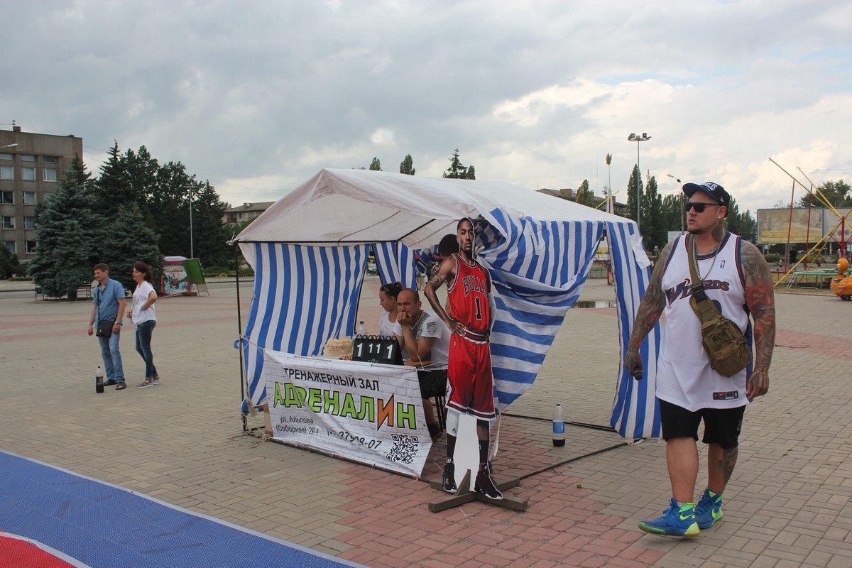 """В Никополе провели Всеукраинский спортивно-музыкальный фестиваль """"Сила нации"""""""