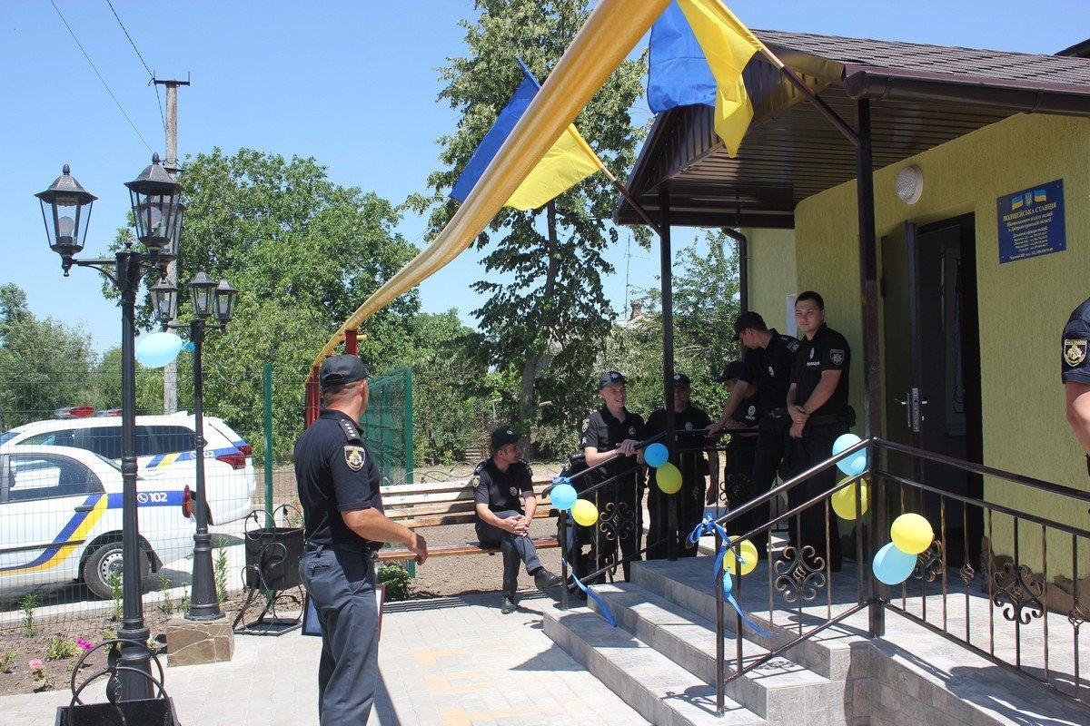 Район Покровского сельсовета будут обслуживать четыре полицейских