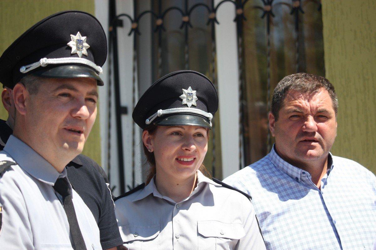 Владимир Богонос, Анна Карпеченкова, Николай Хнюкало