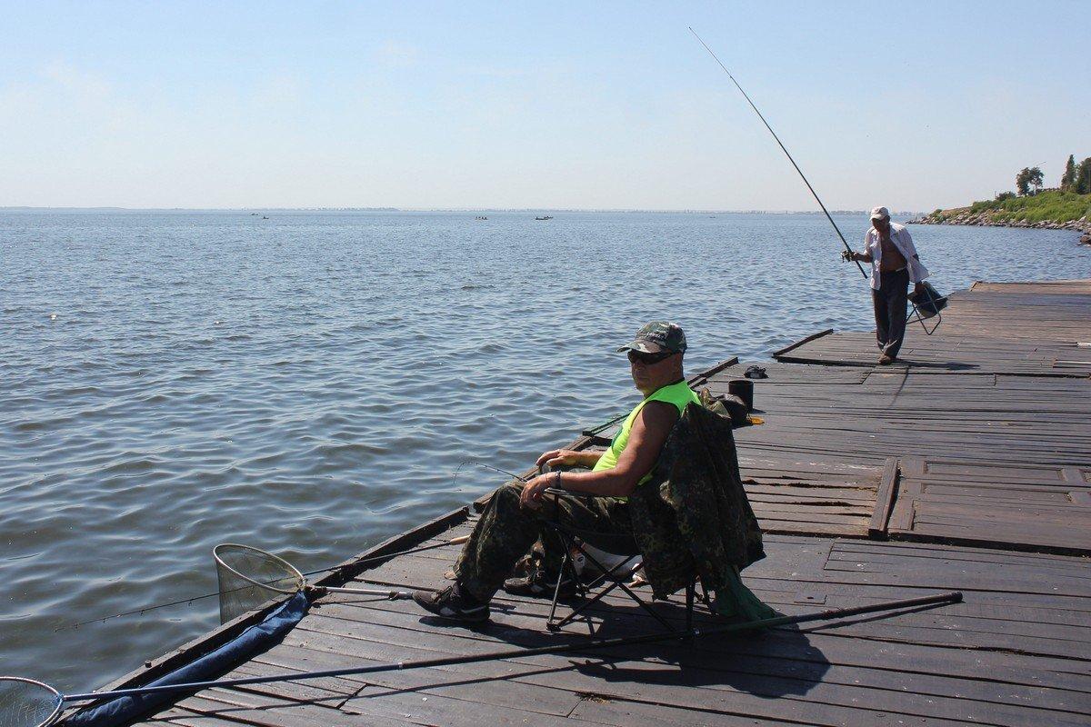 Когда рыбалка в кайф