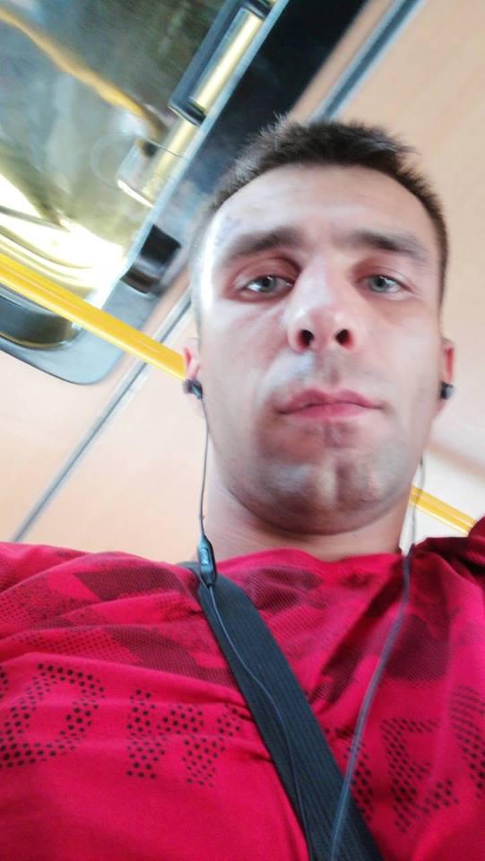 В Никополе родственники разыскивают 29-летнего МатвеяЛогвиненко