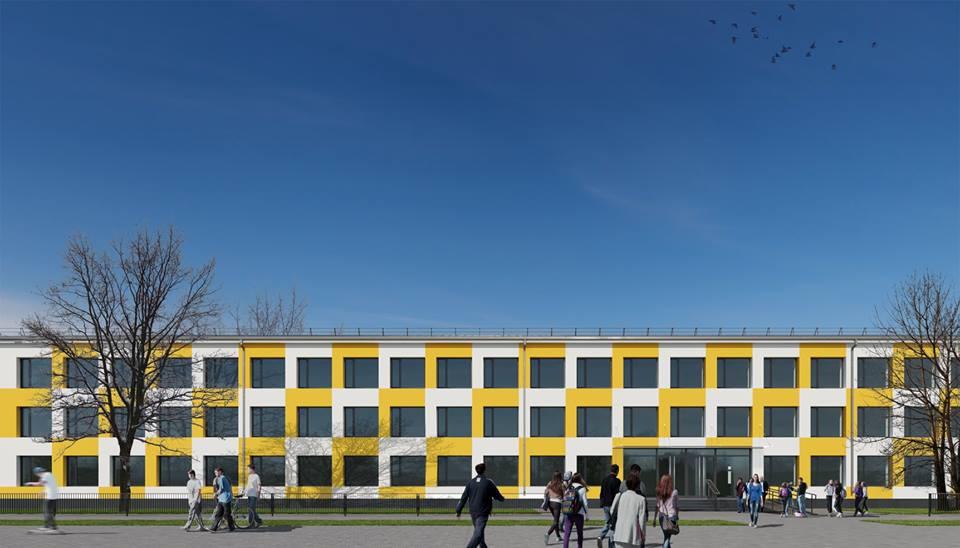Как проходит реконструкция школы в Покрове