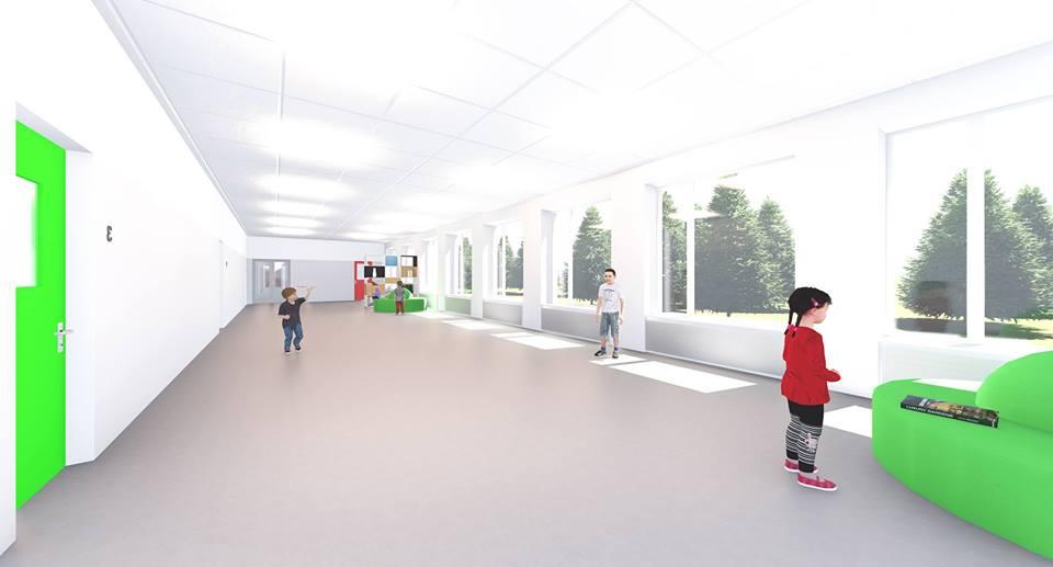 Как будет выглядеть школа в будущем