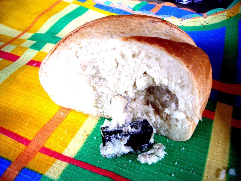 """Белый хлеб с """"сюрпризом"""" приобрела жительница Никополя"""