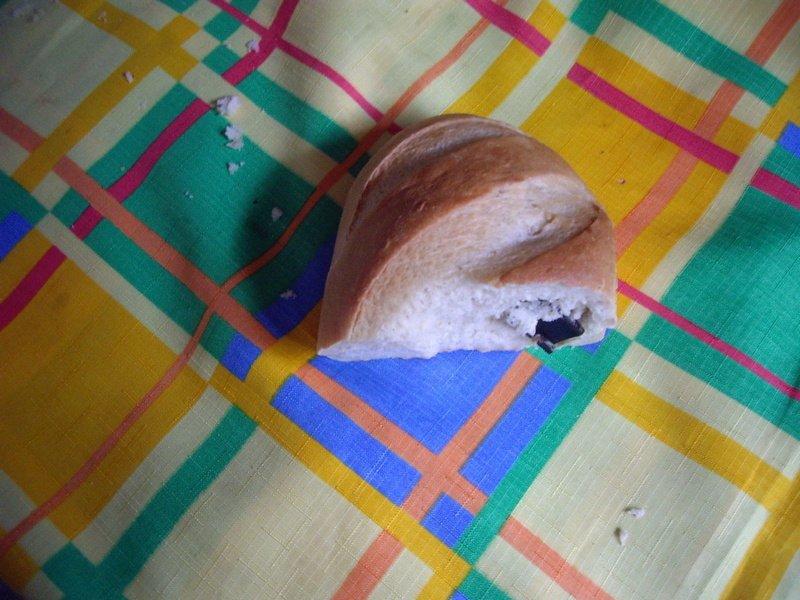 """Хлеб с """"начинкой"""""""