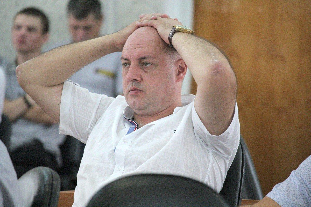 Депутат Вадим Колесник