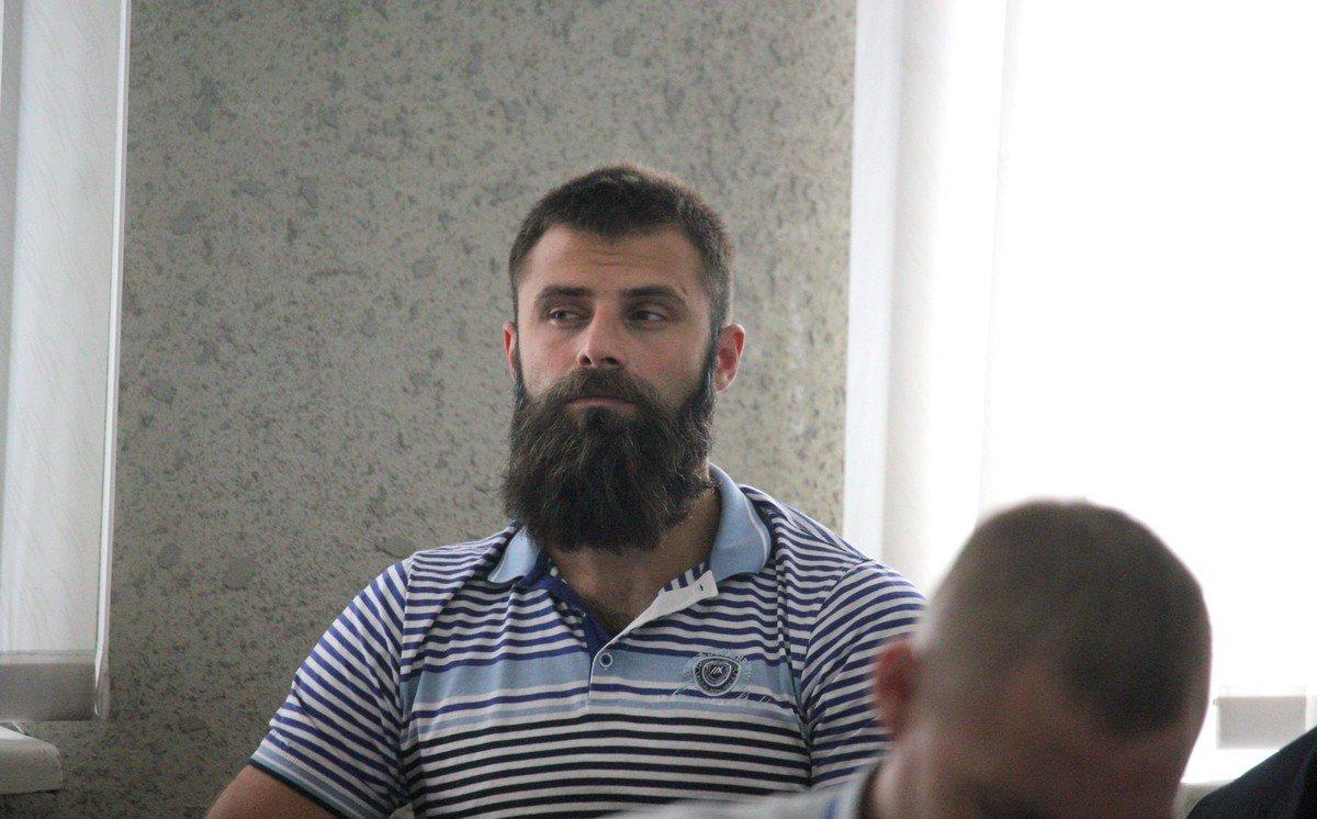 Депутат Дмитрий Осыка