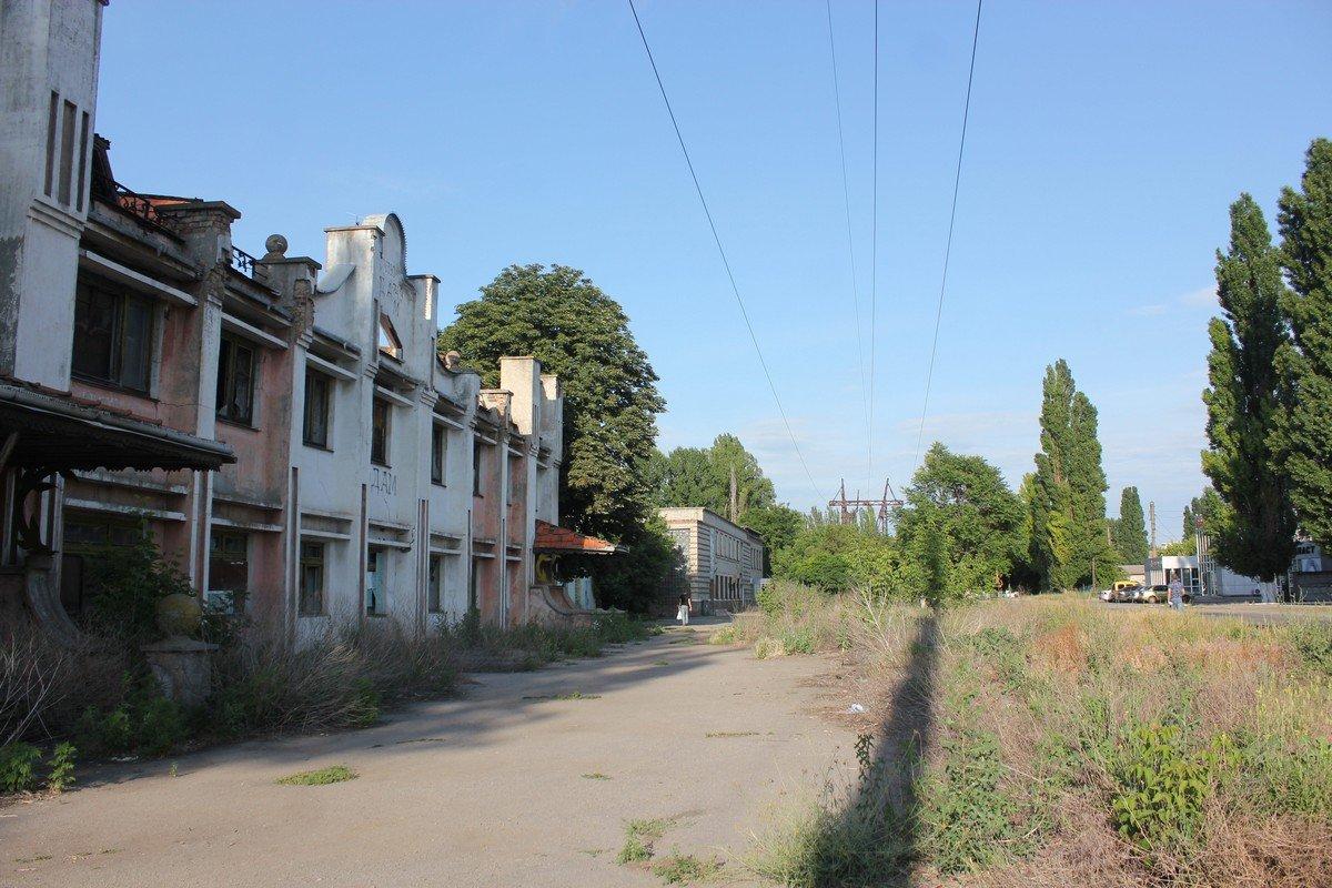 Здание на улице Кооперативной