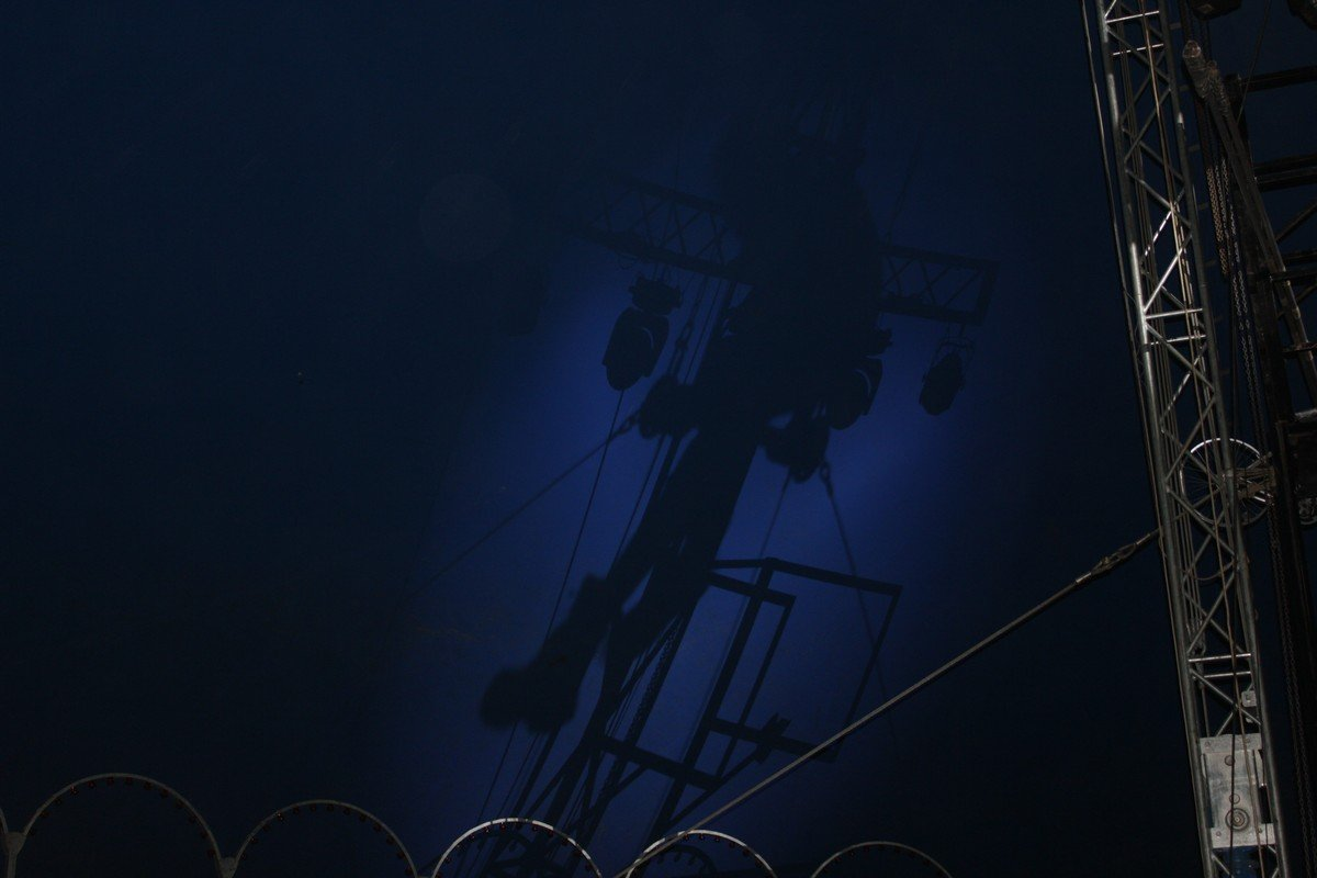 Таинственная атмосфера цирка