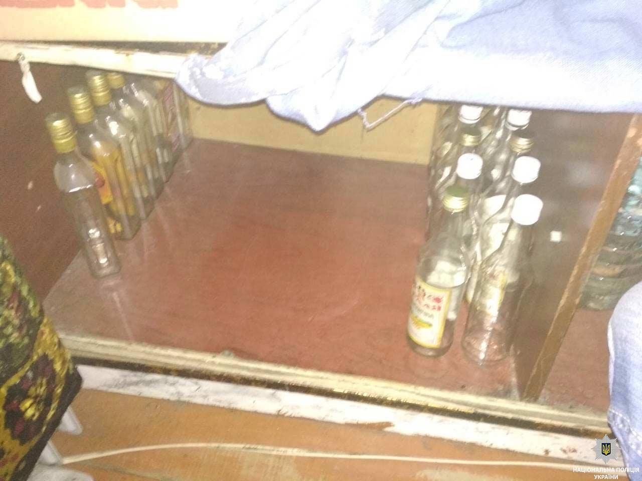 За нелегальную продажу алкоголя хозяин магазина получил штраф