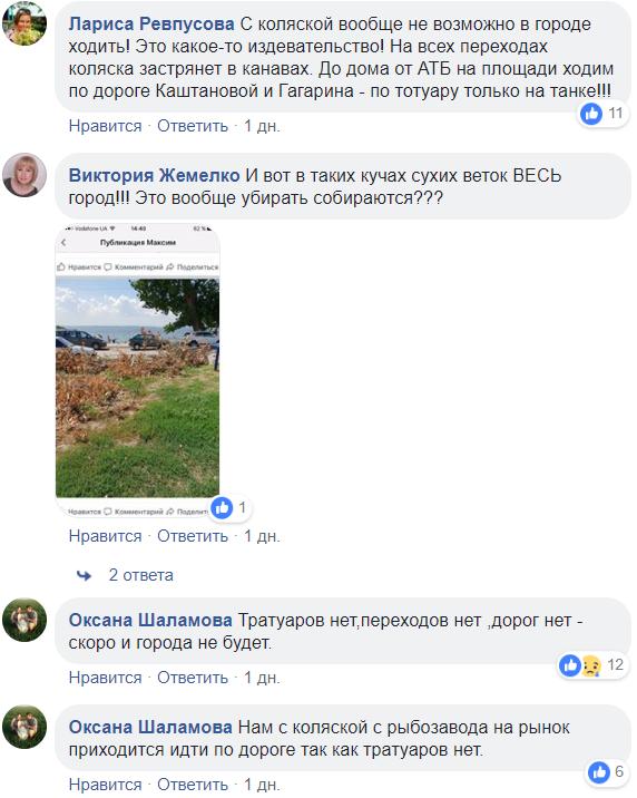 Жители Никополя жалуются на разбитые пешеходные переходы , фото-2