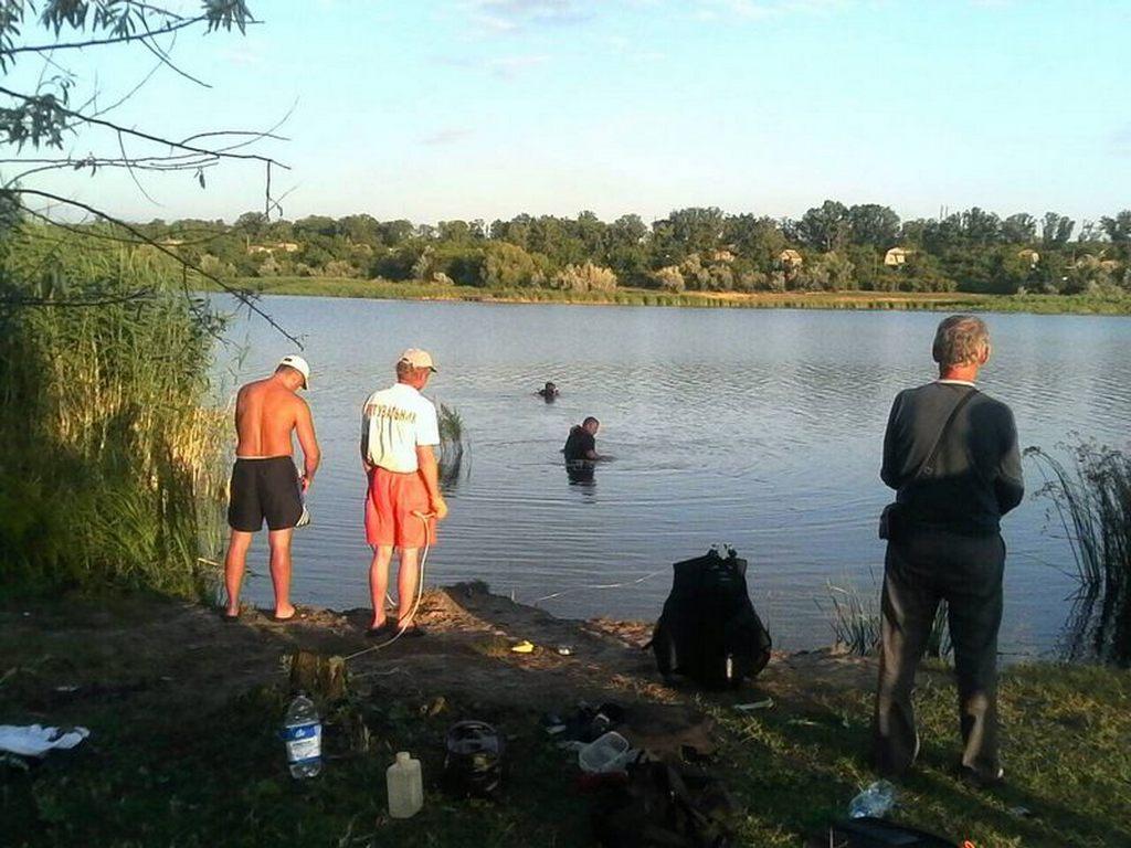 Тело погибшего обнаружили на глубине 5 метров и на расстоянии 10 метров от берега