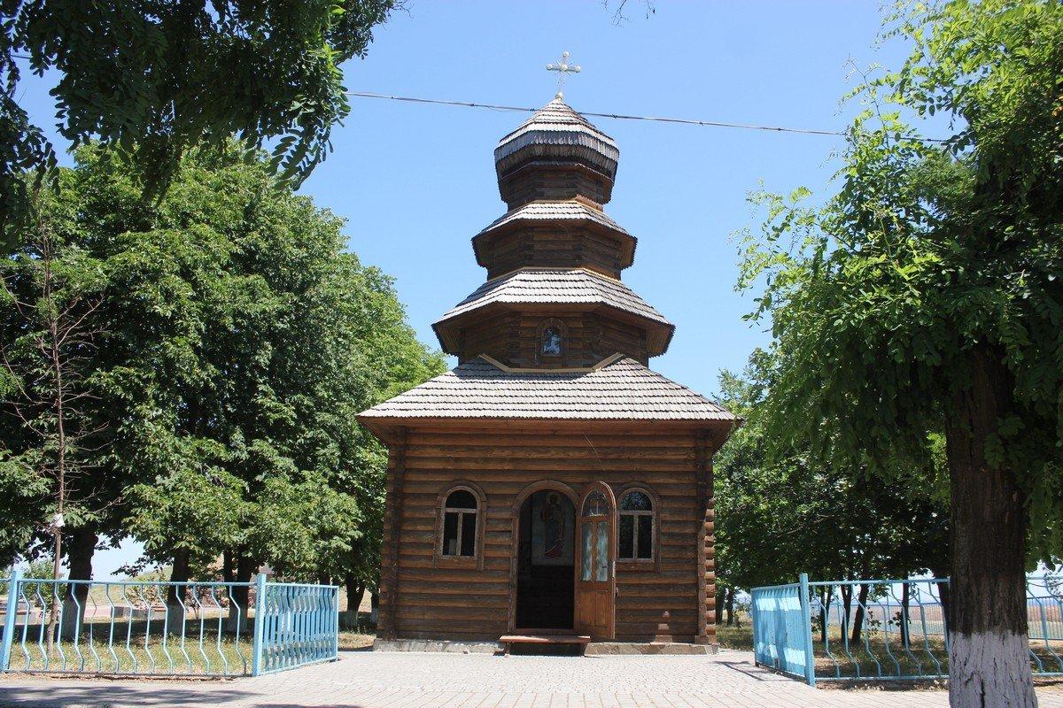 Церковь Святой Покровы Божьей Матери
