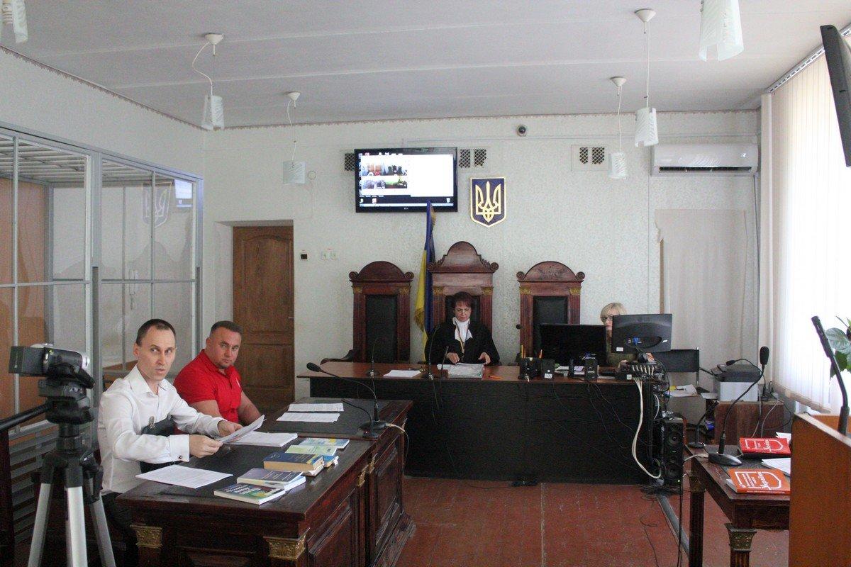 Заседание в горрайонном суде по делу общественного деятеля Александра Кириллова