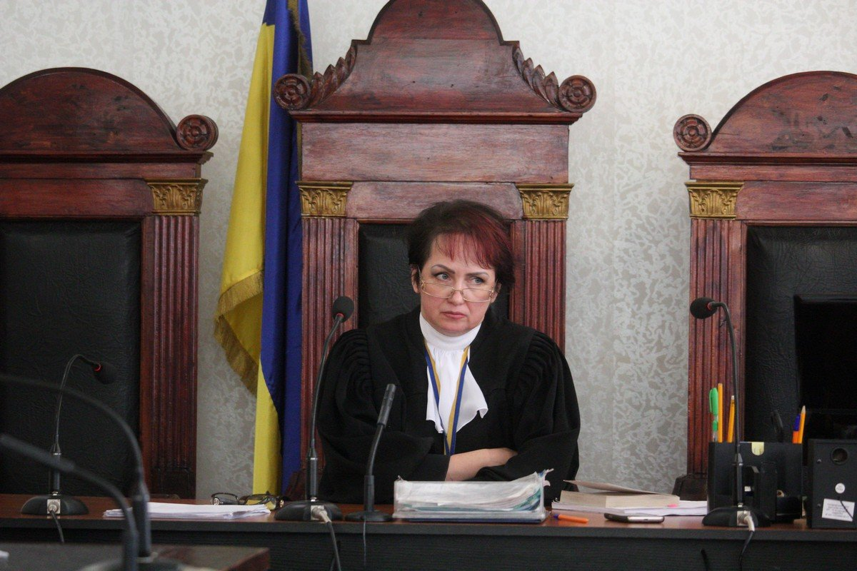 Судья горрайонного суда Ирина Вячеславовна Клименко