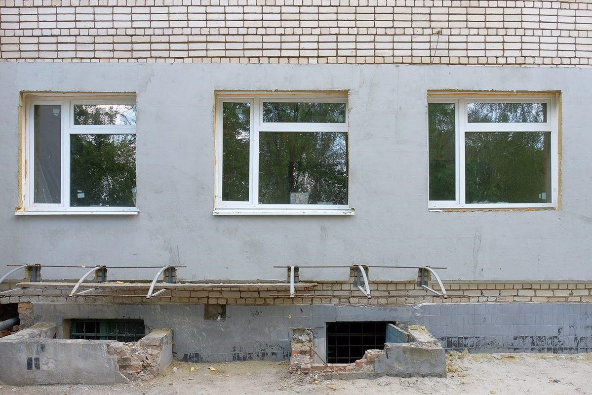 Новые окна уже установили
