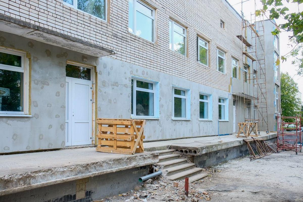 В порядок больницы приводят по всей Днепропетровской области