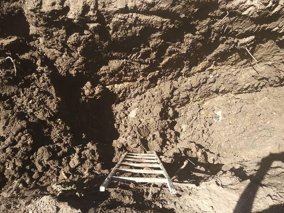 Вода появится, как только проведут ремонт трубопровода