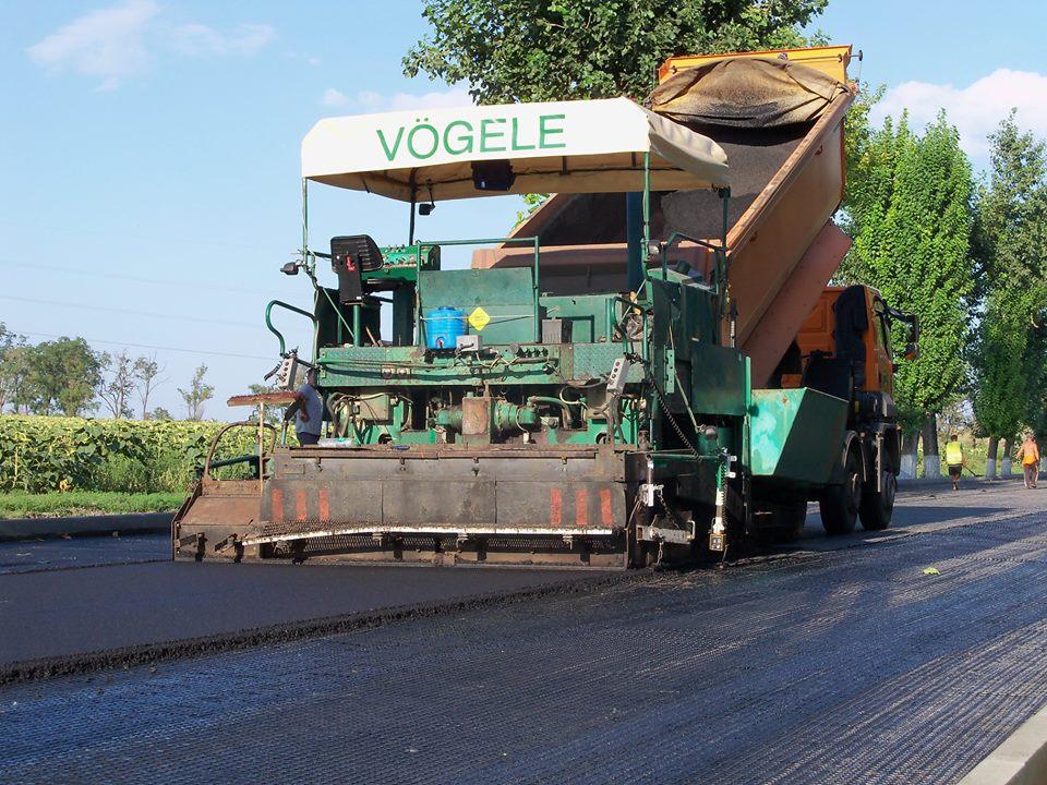 Как известно дороги в Покрове ремонтирует тот же подрядчик, что и в Никополе