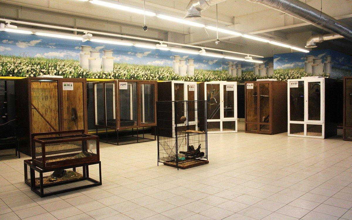 Выставочный зал