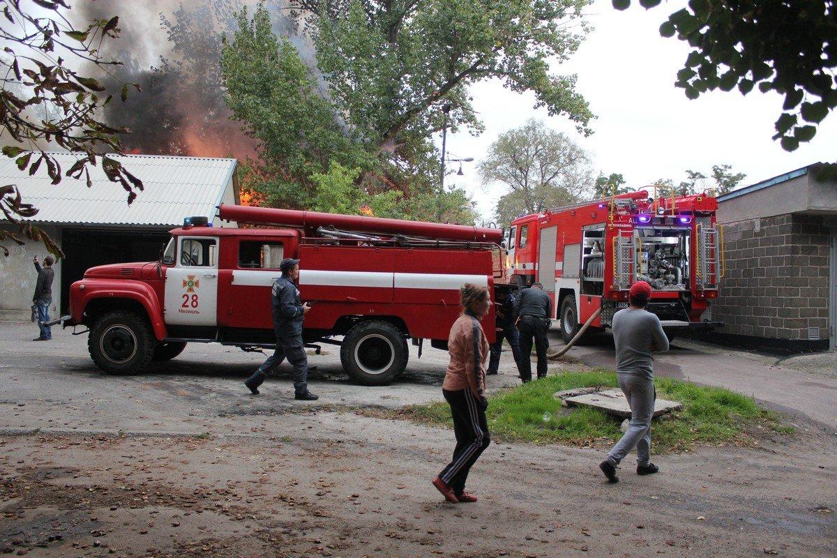 Спасатели работали слажено и быстро
