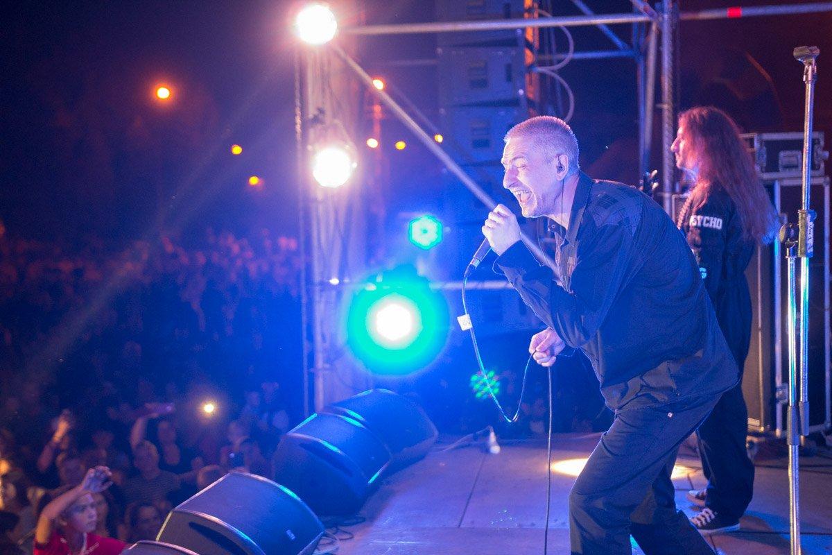 Вокалист «Green Grey» Дмитрий Муровицкий