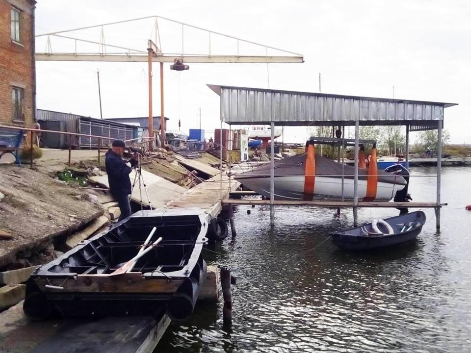 В Никопольской бухте
