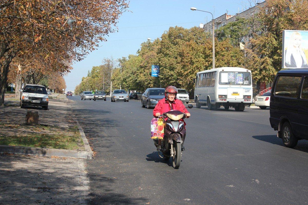 Оказывается, хорошие дороги в Никополе - это реально!