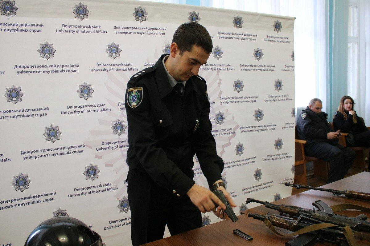 Сборка пистолета Макарова